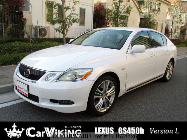 Used 2006 LEXUS GS BH878226 for Sale
