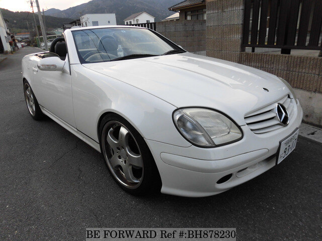 Used 2002 MERCEDES-BENZ SLK BH878230 for Sale