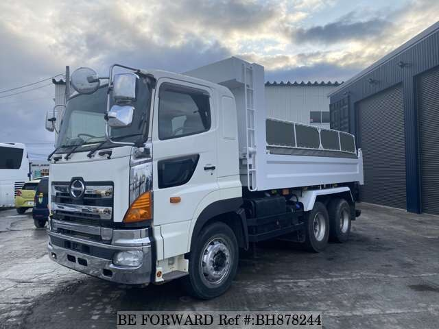 Used 2013 HINO PROFIA BH878244 for Sale