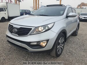Used 2011 KIA SPORTAGE BH878271 for Sale