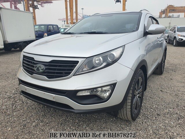 Used 2011 KIA SPORTAGE BH878272 for Sale