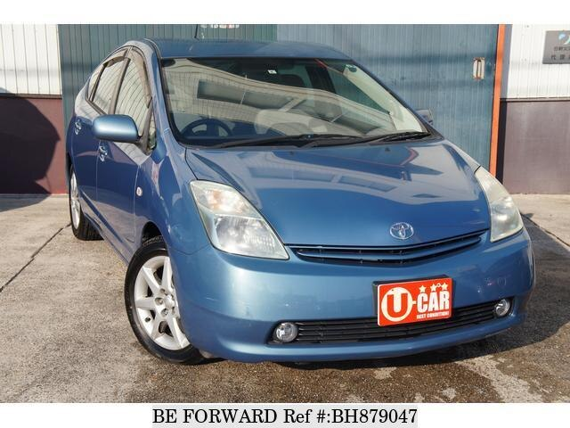 Used 2005 TOYOTA PRIUS BH879047 for Sale