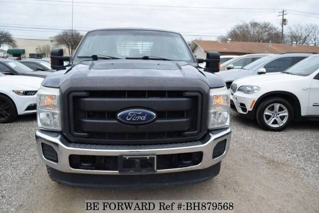 Used 2015 FORD F250 BH879568 for Sale