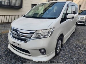 Used 2011 NISSAN SERENA BH880842 for Sale