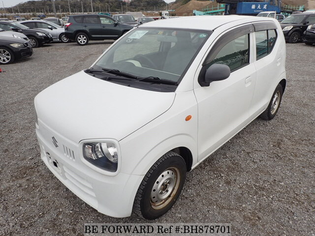 Used 2016 SUZUKI ALTO BH878701 for Sale