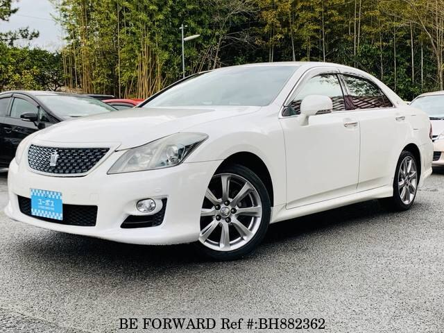 Used 2008 TOYOTA CROWN BH882362 for Sale