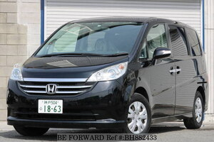 Used 2008 HONDA STEP WGN BH882433 for Sale