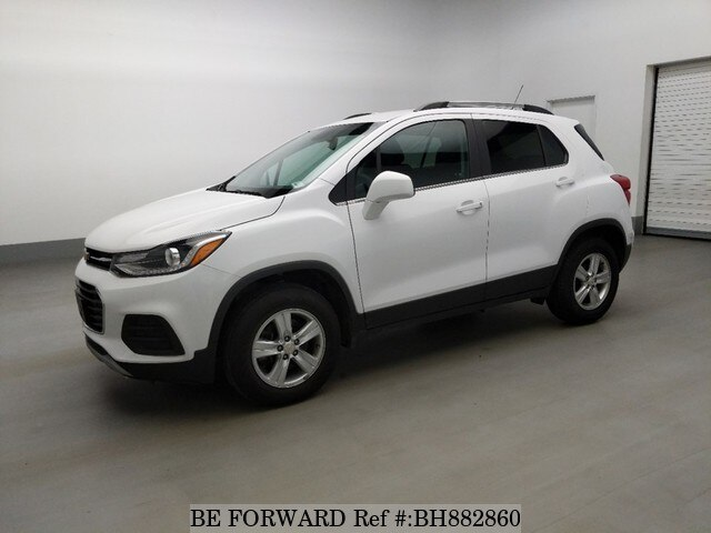 Used 2019 Chevrolet Trax Lt For Sale Bh882860 Be Forward