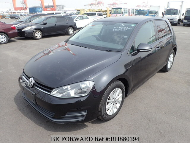 Used 2014 VOLKSWAGEN GOLF BH880394 for Sale
