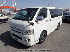 Used 2008 TOYOTA HIACE VAN BH880249 for Sale