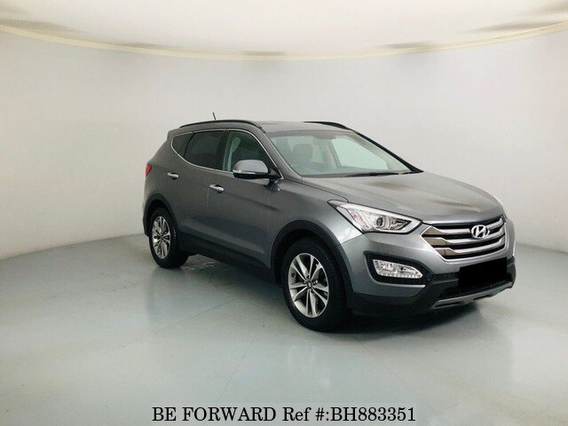 Used 2015 HYUNDAI SANTA FE BH883351 for Sale