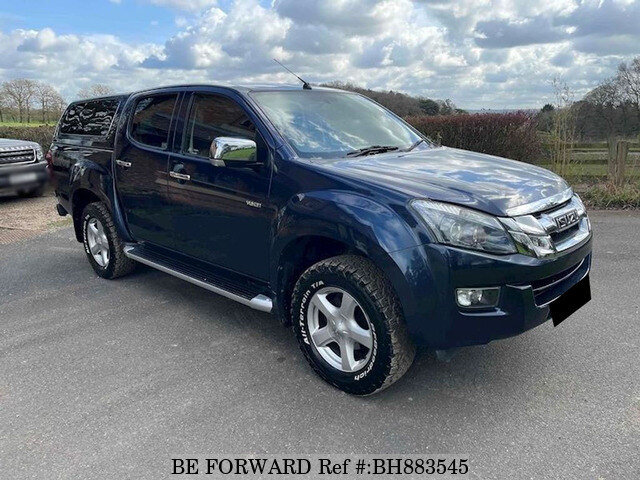 Used 2016 ISUZU D-MAX BH883545 for Sale