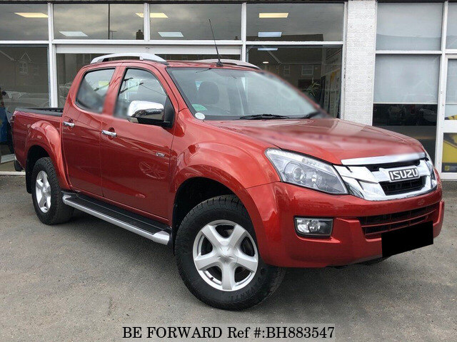 Used 2016 ISUZU D-MAX BH883547 for Sale