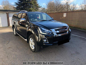 Used 2018 ISUZU D-MAX BH883555 for Sale