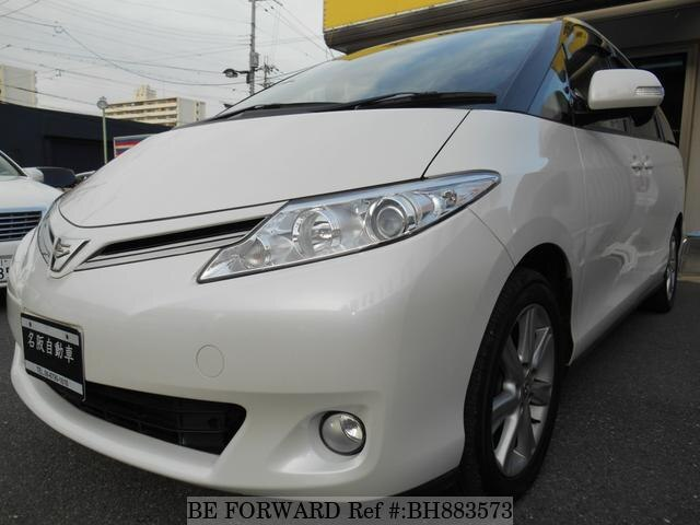 Used 2009 TOYOTA ESTIMA BH883573 for Sale