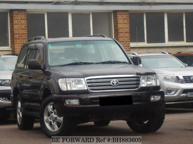 Used 2005 TOYOTA LAND CRUISER AMAZON BH883605 for Sale