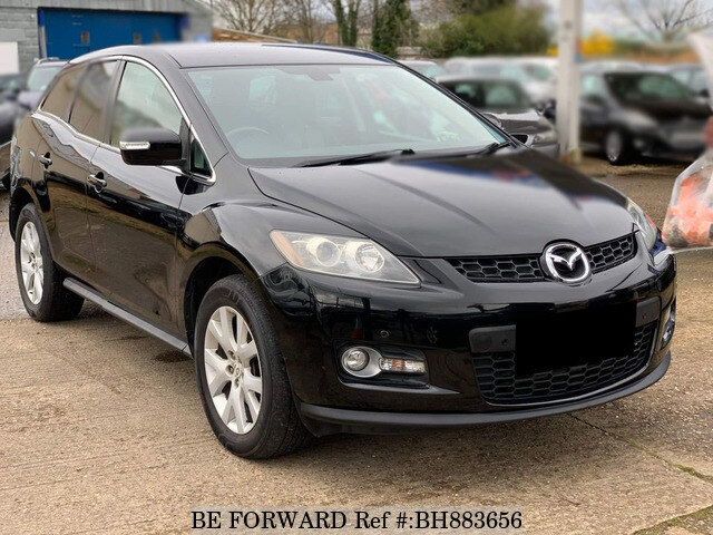 Used 2007 MAZDA CX-7 BH883656 for Sale