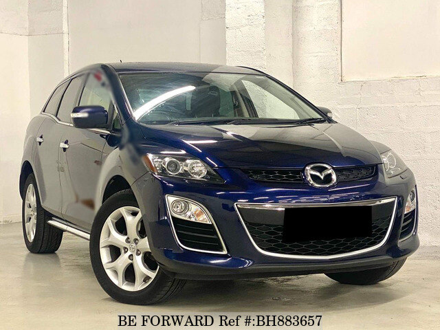 Used 2012 MAZDA CX-7 BH883657 for Sale