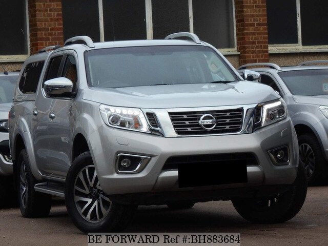 Used 2018 NISSAN NAVARA BH883684 for Sale
