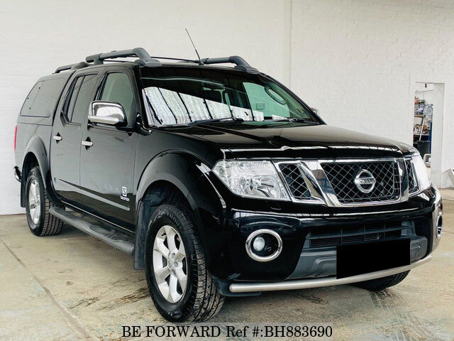 Used 2015 NISSAN NAVARA BH883690 for Sale