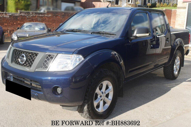 Used 2015 NISSAN NAVARA BH883692 for Sale