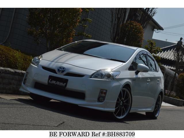 Used 2010 TOYOTA PRIUS BH883709 for Sale