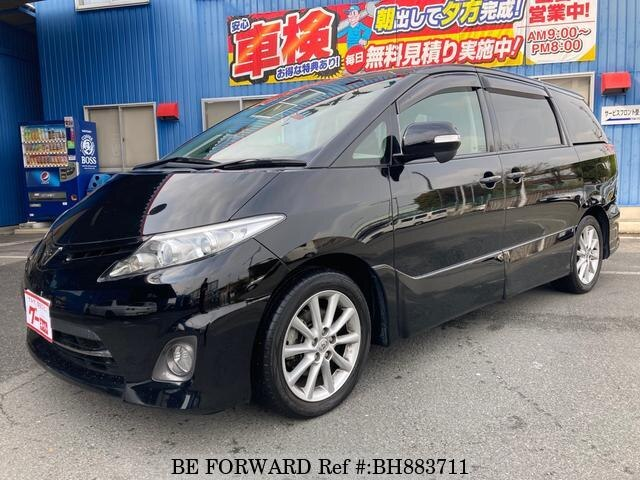 Used 2009 TOYOTA ESTIMA BH883711 for Sale