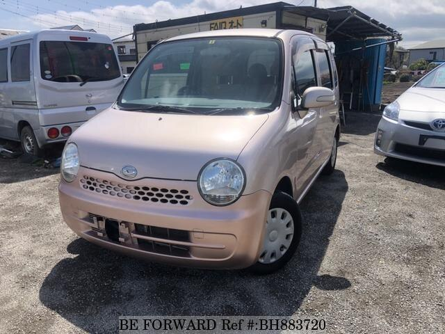 Used 2007 DAIHATSU MOVE LATTE BH883720 for Sale