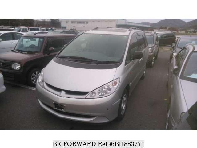 Used 2001 TOYOTA ESTIMA HYBRID BH883771 for Sale