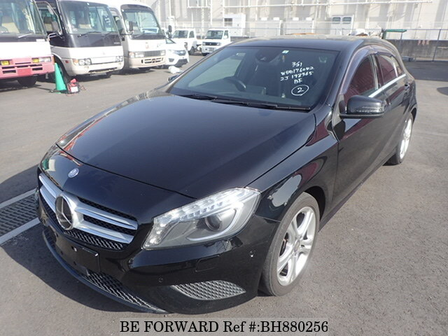 Used 2014 MERCEDES-BENZ A-CLASS BH880256 for Sale