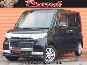 Used 2010 DAIHATSU TANTO BH883821 for Sale