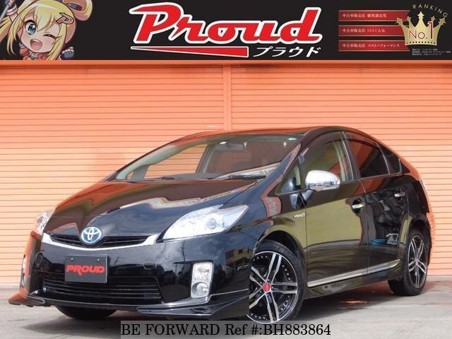 Used 2011 TOYOTA PRIUS BH883864 for Sale