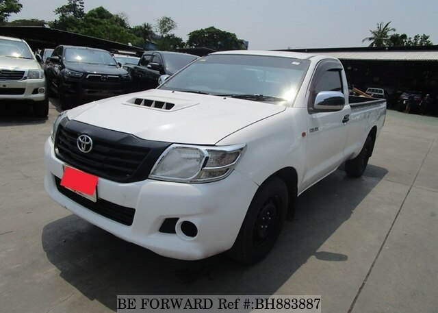 Used 2014 TOYOTA HILUX BH883887 for Sale