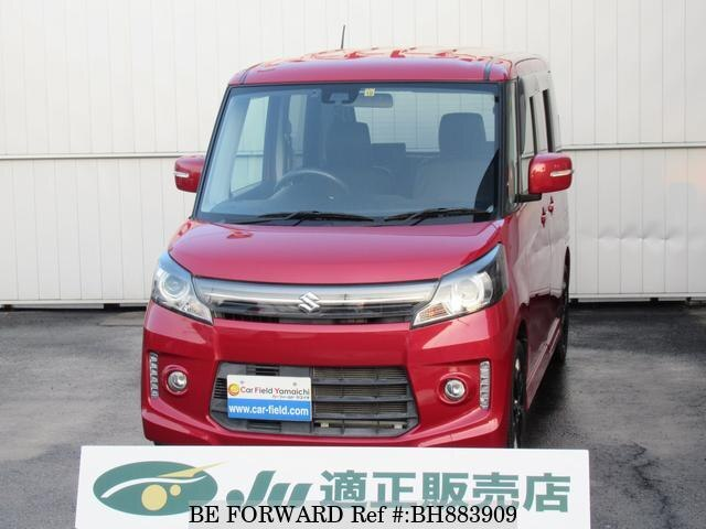 Used 2014 SUZUKI SPACIA BH883909 for Sale