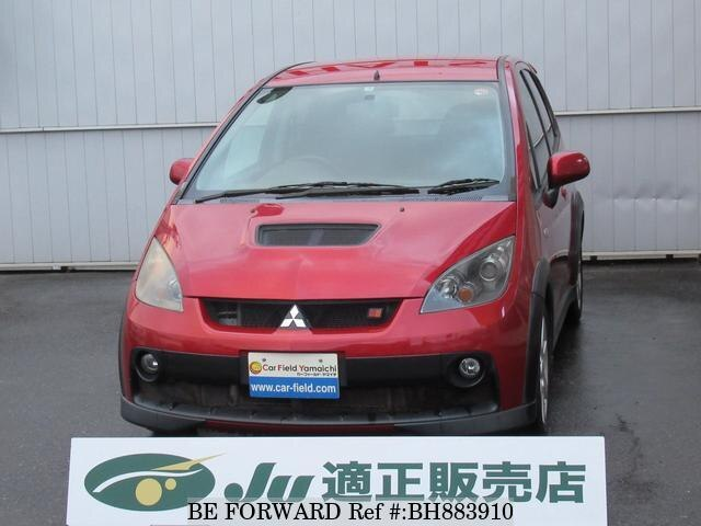 Used 2007 MITSUBISHI COLT BH883910 for Sale