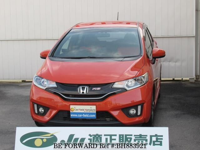 Used 2013 HONDA FIT BH883921 for Sale