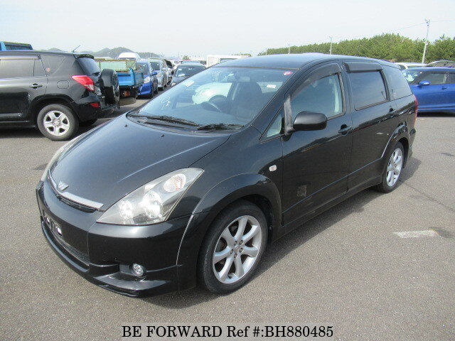 Used 2004 TOYOTA WISH BH880485 for Sale