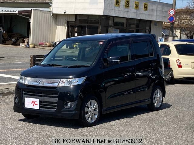 Used 2010 SUZUKI WAGON R BH883932 for Sale
