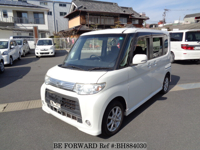 Used 2011 DAIHATSU TANTO CUSTOM BH884030 for Sale