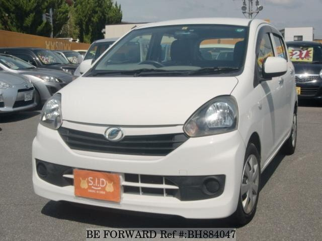 Used 2014 DAIHATSU MIRA ES BH884047 for Sale