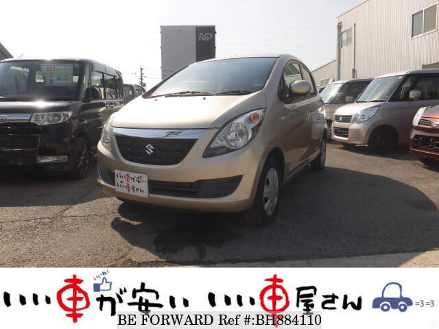 Used 2008 SUZUKI CERVO BH884110 for Sale