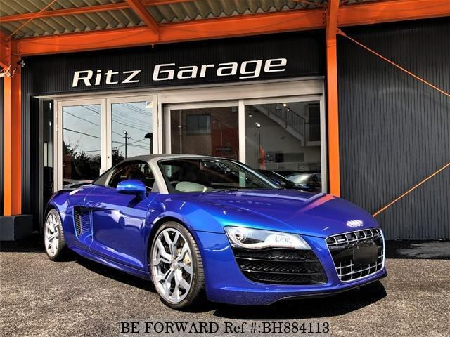 Used 2011 AUDI R8 BH884113 for Sale