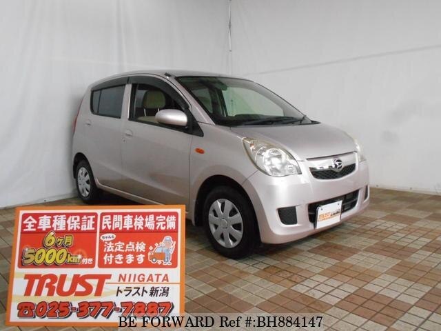 Used 2010 DAIHATSU MIRA BH884147 for Sale