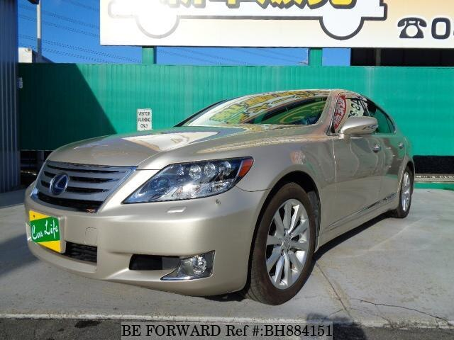 Used 2010 LEXUS LS BH884151 for Sale