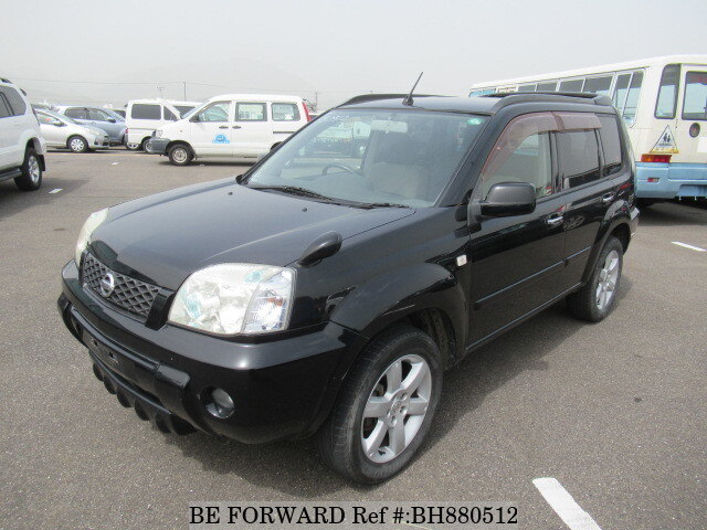 Used 2006 NISSAN X-TRAIL BH880512 for Sale