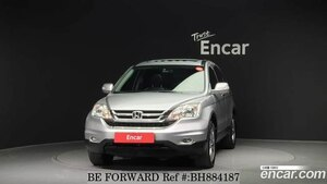 Used 2010 HONDA CR-V BH884187 for Sale