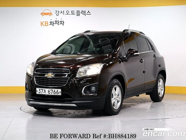 Used 2013 CHEVROLET TRAX BH884189 for Sale