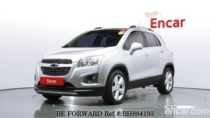 Used 2013 CHEVROLET TRAX BH884193 for Sale