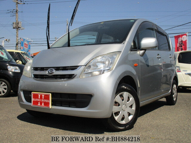 Used 2008 DAIHATSU MOVE BH884218 for Sale