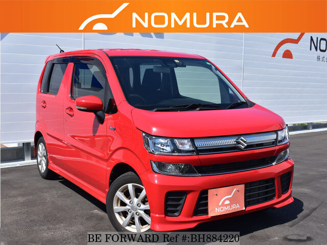 Used 2018 SUZUKI WAGON R BH884220 for Sale